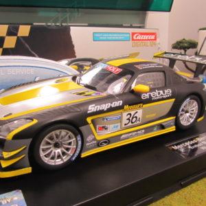 Carrera D124 Mercedes Benz SLS AMG GT3 Erebus Motorsports 23795