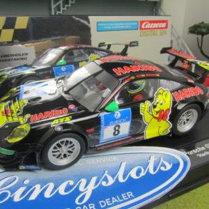 Carrera D124 Porsche GT3 RSR Haribo Racing #18 23809