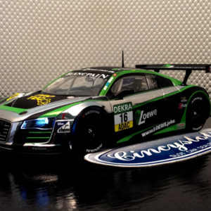 Carrera D124 23826 Audi R8 LMS Yaco Racing