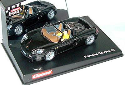 Carrera Evolution Porsche Carrera GT 25451