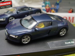 Carrera Evolution Audi R8 27241