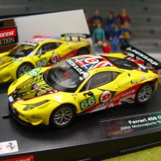 Carrera Evolution Ferrari 458 JMW Motorsports 27399
