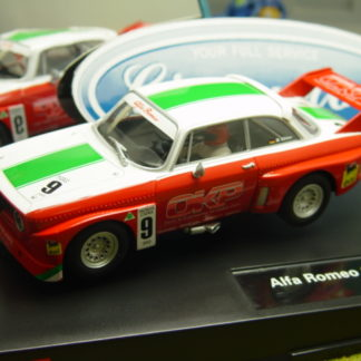 Carrera Evolution Alfa Romeo GTA Silhouette 27431