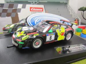 Carrera Evolution Porsche 911 GT3 Haribo 27457