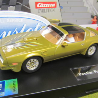 Carrera Evolution Pontiac Trans Am 27463