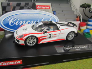 Carrera Evolution Porsche 918 Spyder 27477
