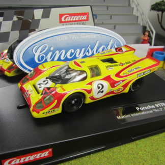 Carrera Evolution Porsche 917k 27498