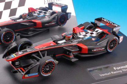 Carrera Evolution Formula E Venturi Nick Heidfeld 27503