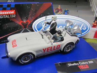 Carrera Limited Edition Cobra Yello 30655
