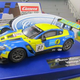 Carrera D132 Aston Martin Vantage GT3 30676