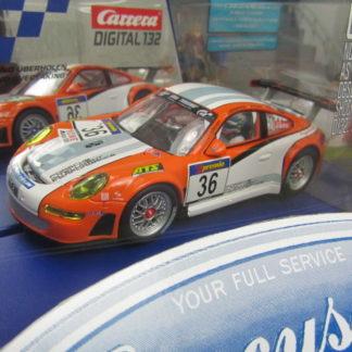 Carrera D132 Porsche 911 GT3 30714