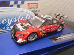 Carrera D132 Audi A5 DTM 30741