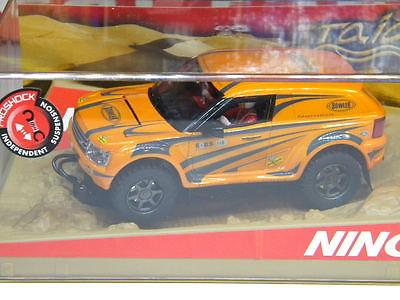 NINCO 50508 SLOT CAR BOWLER NEMESIS TEST CAR