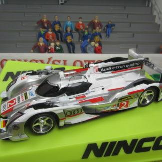 Ninco 50646 Audi R18 #2 Le Mans 2013 Winner Lightning Pro Race