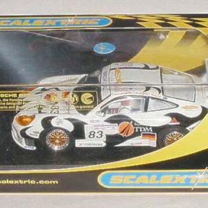 Scalextric C2580 Porsche 911 Seikel Motorsports