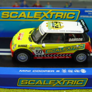 Scalextric C2773 Mini Cooper S
