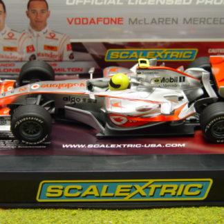 Scalextric C2837 McLaren F1, 2007, Lewis Hamilton