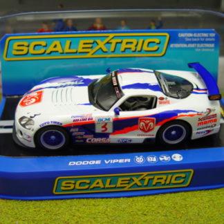 Scalextric C2907 Dodge Viper GTS