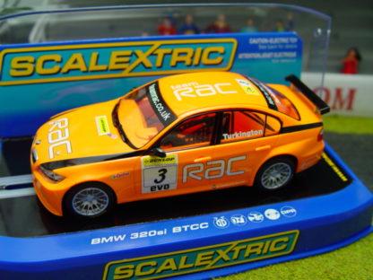 Scalextric C2909 BMW 320si BTCC