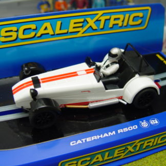 Scalextric C3093 Caterham Superlight