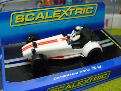 Scalextric C3093 Caterham Superlight
