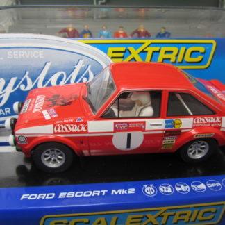 Scalextric C3483 Ford Escort MK2