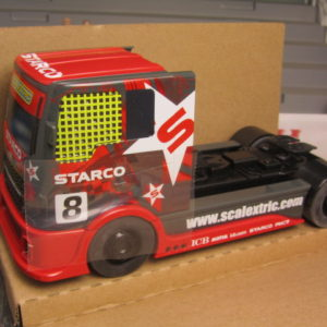 Scalextric C3609 Race Truck Semi