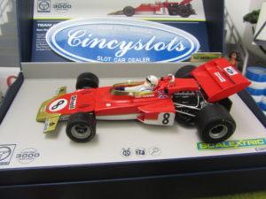 Scalextric C3657A Lotus 72