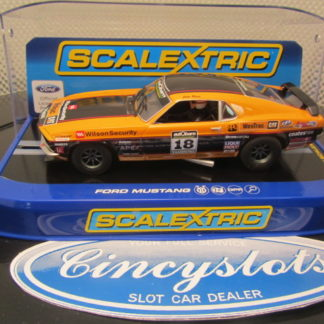 Scalextric C3671 Ford Mustang Boss 302
