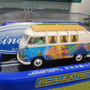 Scalextric C3761 VW Hippie Bus Van