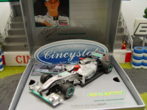 Scalextric C3148A Mercedes F1 Michael Schumacher