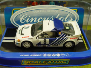 Scalextric C3156 Ford RS200 C3156