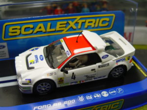 Scalextric C3305 Ford RS200
