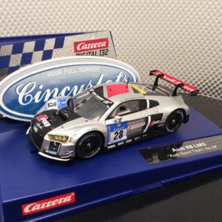 Carrera D132 Audi R8 LMS 30769