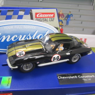 Carrera D132 Chevrolet Corvette Stingray 30689