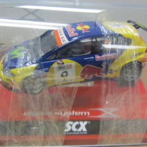 SCX DIGITAL 13190 Seat Leon WTCC #9 Red Bull