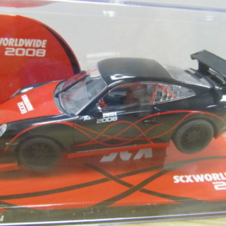 SCX 62820 Worldwide Black Porsche 911 / 997 Club Car 2008 Edition