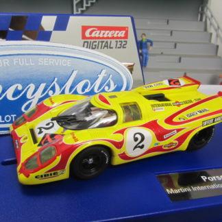Carrera D132 Porsche 917k 30736