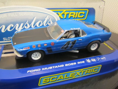 Scalextric C3613 Ford Mustang Boss 302