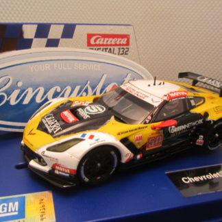 Carrera D132 Chevrolet Corvette C7R 30752