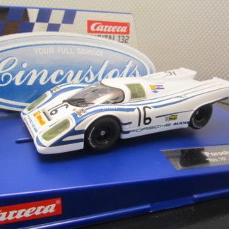 Carrera D132 Porsche 917k 30760