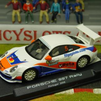 NSR 1061 Porsche 997 Rally