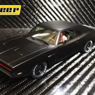 Pioneer 1969 Dodge Charger Black Stealth Stage 2 426 HEMI P091