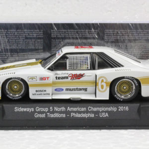 Sideways Ford Mustang Miller SW46 Limited to 264