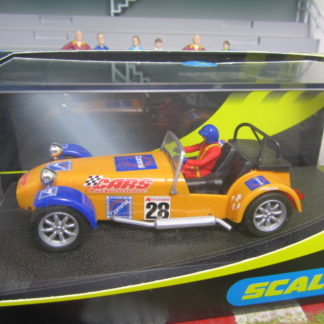 Scalextric C2272 Caterham Superlight