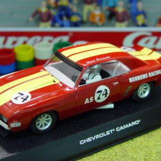 Scalextric C2740 Behren's Racing Chevrolet Camaro