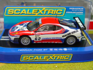 Scalextric C2804 Ferrari F430 GT