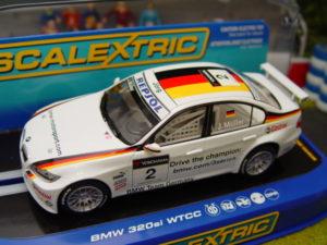 Scalextric C3020 BMW 320si BTCC