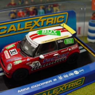 Scalextric C3103 Mini Cooper S