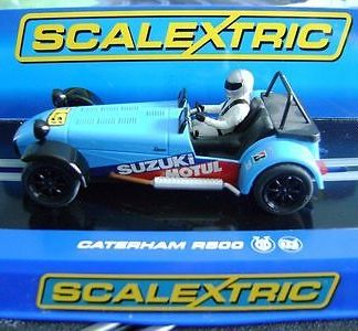 Scalextric C3133 Caterham Superlight